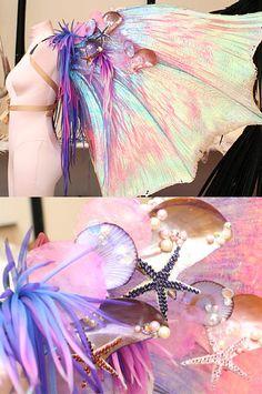 New Fashion Show Victoria Secret Wings Ideas Victoria Secret Angels, Victoria Secret Fashion Show, Fairy Wings, Angel Wings, Mode Inspiration, Steam Punk, Victoria Secrets, Faeries, Costume Design
