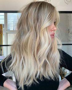 White Blonde Hair, Blonde Hair Looks, Fall Hair Trends, Pretty Hairstyles, Summer Hairstyles, Straight Hairstyles, Black Women Hairstyles, Braided Hairstyles, Wedding Hairstyles
