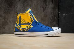 Converse Chuck SE Golden State Warriors Franchise