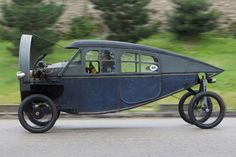 the Propeller Driven Car | The Old Motor
