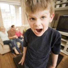 Cómo ayudar a los niños a manejar la ira.