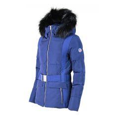 Talloires Fur Down jacket