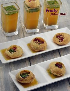 Fruity Pani Puri
