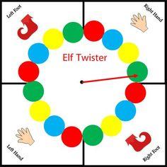 Elf On Shelf Letter, Elf On The Shelf, Christmas Signs Wood, Christmas Elf, Christmas Ideas, Elf Games, Yoga For Kids, The Elf, Free Games