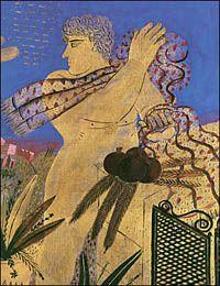 Fassianos Greece Painting, Open Gallery, 10 Picture, Greek Art, Greek Life, Greeks, Cool Artwork, Art Boards, Glass Art