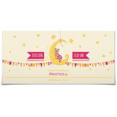 Geburtskarte Traumland in Vanille - Postkarte lang #Geburt #Geburtskarten #Mädchen #Foto #kreativ https://www.goldbek.de/geburt/geburtskarten/maedchen/geburtskarte-traumland?color=vanille&design=cba9c&utm_campaign=autoproducts