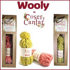 Ya podéis conseguir los gorros Wooly en www.coserycantaraguarda.es 7 modelos, 7 colores. El regalo perfecto para estas navidades!