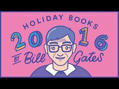 My Favorite Books of 2016 | Bill Gates