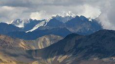 Ice Climbing in Bolivia by Ruth-Ellen Davis