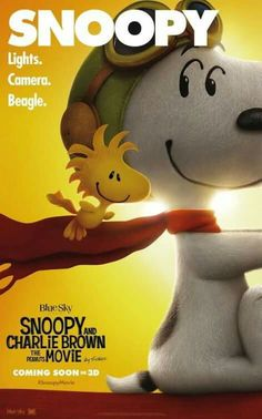 Snoopy & Charlie Brown, Peanuts