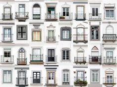"""Arte e Arquitetura: """"Janelas do Mundo"""" / André Vicente Gonçalves,Montemor-o-Novo, Portugal © André Gonçalves"""