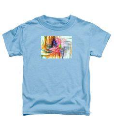 Toddler T-Shirt - Abstract 9586