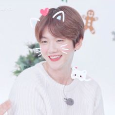 he is such a cute bb boy:( Kaisoo, Chanbaek, Sehun, Selca Baekhyun, Exo Music, Exo 12, Exo Songs, Xiuchen, Exo Memes