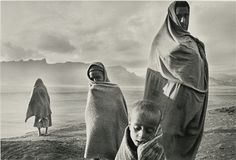 Sebastião Salgado, Refugees, Ethiopia. on ArtStack #sebastiao-salgado #art