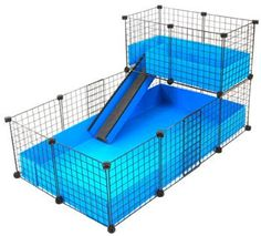 Indoor cages for guinea pigs including C&C cages, large cages for guinea pigs , guinea pig cages, cavy cages and small pet toys!