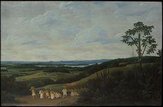 Braziliaans landschap 1650