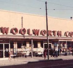 Retro Woolworth's on Pinterest | Soda Fountain, Memories ...