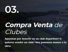 www.coliseumpadel.com GESTION DE CLUBES Compra-Venta de Clubes! Cuenta con nosotros! Photo And Video, Instagram, Shopping, Management