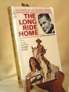 Long Ride Home by Nelson Shirley Wolford Pocket PB 50548 2nd Print Mar 1967 Ford
