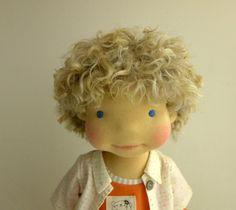 "GABRIEL 18"" doll   von Dearlittledoll"