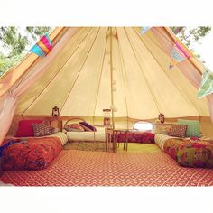Choose The Best Luxurious Tents For T20 World Cup 2016 At