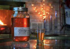 Old smokey moonshine