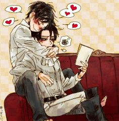 I feel for you Hanji http://www.pixiv.net/member.php?id=2711657