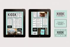 We created the identity for the Great Northern Hotel's takeaway food outlet,Kiosk, which faces directly onto the King's Cross concourse. We developed a flexible identity inspired by street and railway signs.The identity stretches across signage, uniforms, coffee cups, paper bags, napkins and takeaway food wrappers.