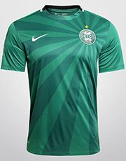 Camisa Nike Coritiba IV 2015 s/nº