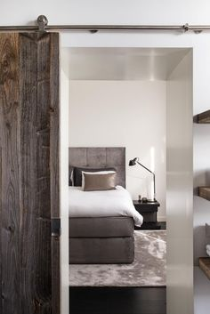 New House Goals Modern Bedrooms Ideas Taupe Bedroom, Home Bedroom, Bedroom Decor, Bedroom Ideas, Room Interior, Interior Design Living Room, Building A New Home, Awesome Bedrooms, Home And Living