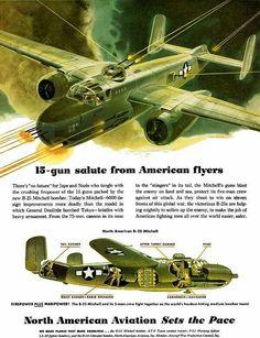 "vinegarjoe: ""North American Aviation Sets the Pace """