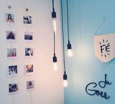 Como Fazer um Varal de Fotos | DIY Decor por Juliana Goes | Juliana Goes | Dicas…