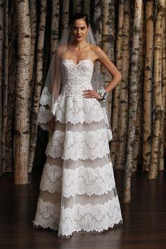 Naeem Khan Spring 2015 Bridal Assortment | Wedding Dress