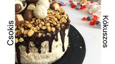 Csokis-kókuszos torta Sugar