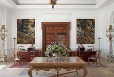 Mr & Mrs Smith - Reception Finca Cortesin Marbella