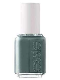 #Essie School of Hard Rocks #NailPolish  Experiment with color via your nails. This easy-to-wear green feels fresh and garners all kinds of compliments (we tried it!).    $8; amazon.com