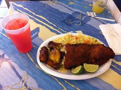 Las Olas Cafe. Popular & traditional Cuban cuisine! Be prepared – its cash only, and the staff speaks mostly Spanish. As recommended by Travel Channel host, Anthony Bourdain.
