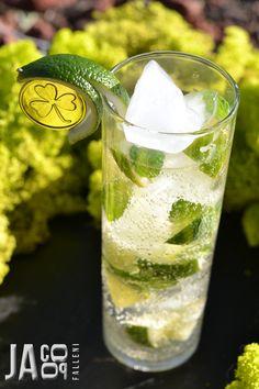 IRISH MOJITO recipe #drink #recipe #mojito