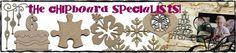 Scrap FX, Chipboard Embellishments for scrapbooking & papercraft