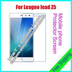 3pcs/lot For Leagoo lead Z5 High Clear Glossy Screen Protector Film, Screen Protective Film For Leagoo lead Z5 With Cloth