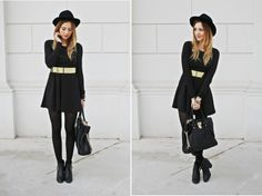 Black and gold Profile, Trends, Chic, Blog, Beauty, Style, Fashion, User Profile, Shabby Chic