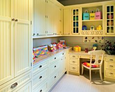 Craft Room Design, Pictures, Remodel, Decor and Ideas - page 8