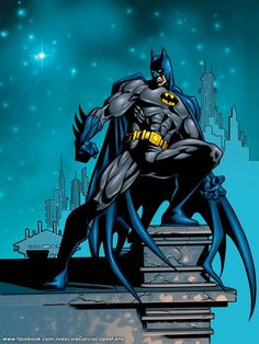 Batman by Jose Luis Garcia-Lopez *