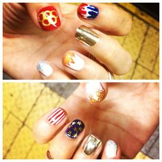 Olympic nails?
