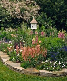 Butterfly garden idea