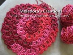 CROCHET STITCHES - Meladora's Creations Free Crochet Patterns & Tutorials