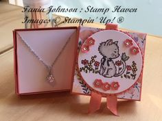 Tania Johnson : Stamp Haven