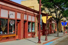 Montrose, Colorado Born here, raised here, love it here.  I live on the other side of the world, but this main street will always be home