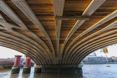 Blackfriars Railway Bridge London England United Kingdom  www.alamy.com/image-details-popup.asp?ARef=F11079 prime.500px.com/photos/120955763 www.aprishot.com/media.details.php?mediaID=607  #abstract #arch #architecture #blackfriars #bridge #britain #city #construction #destination #diminishing #england #europe #great #iron #kingdom #london #pattern #perspective #rail #railroad #railway #river #sky #steel #thames #transport #travel #uk #underneath #united