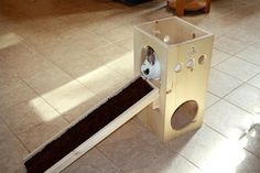 Hey, I found this really awesome Etsy listing at http://www.etsy.com/listing/165141304/bunny-tower-playset